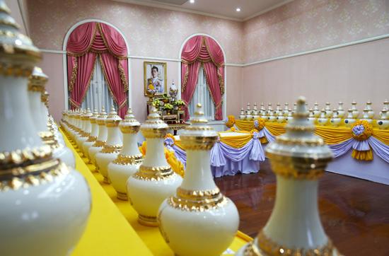 مراسم تتويج الملك الجديد فى تايلاند (3)
