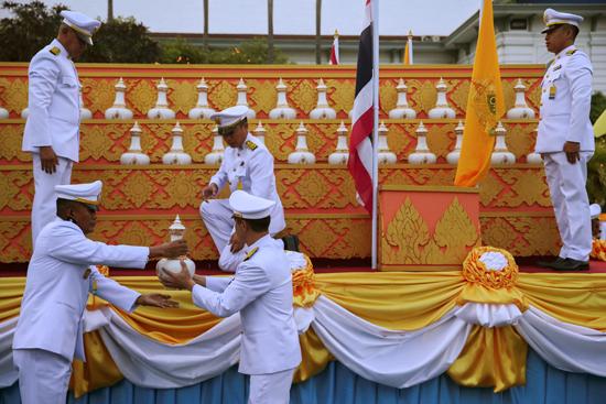 مراسم تتويج الملك الجديد فى تايلاند (6)