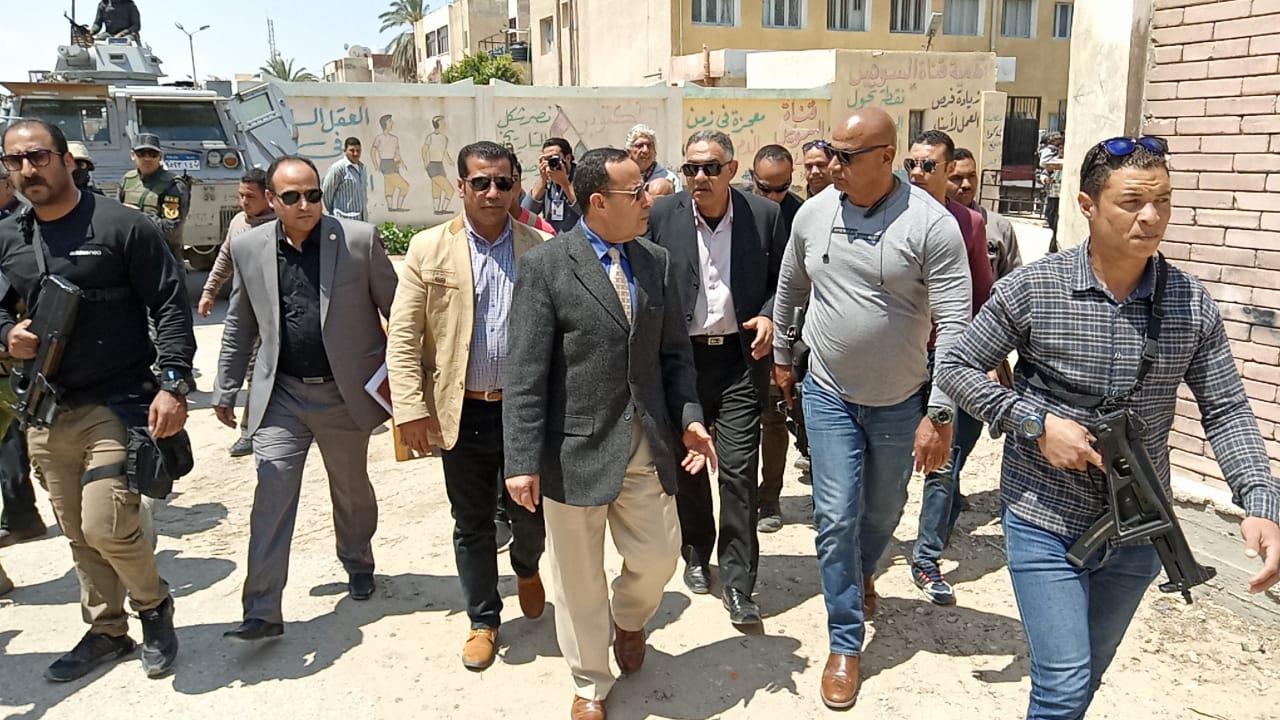 محافظ شمال سيناء (1)