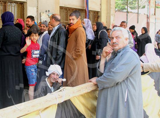 الاستفتاء علي الدستور (11)