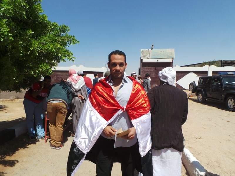مسيرات شعبية تجوب جنوب سيناء (6)
