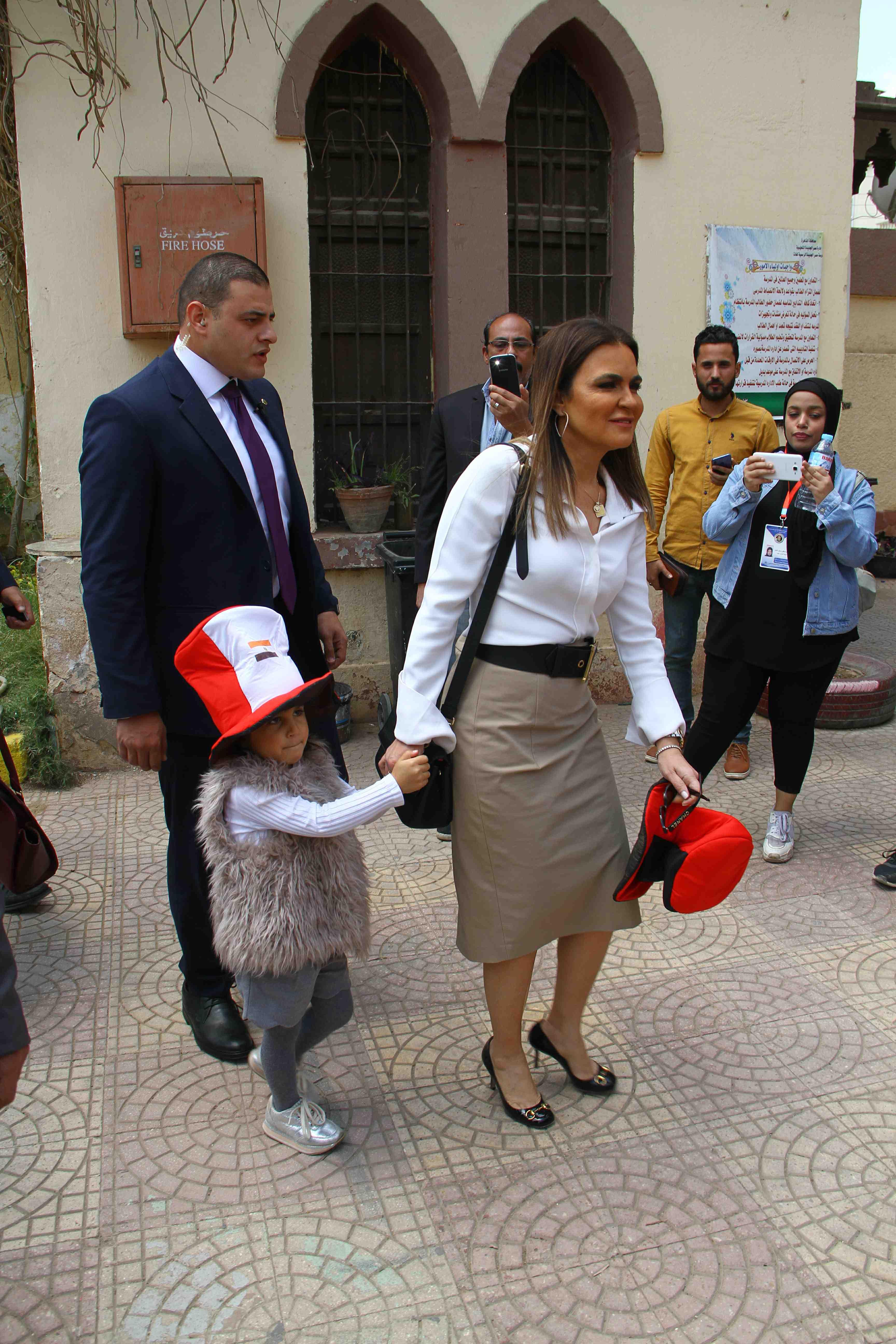 الدكتورة سحر نصر وزيرة الاستثمار والتعاون 2