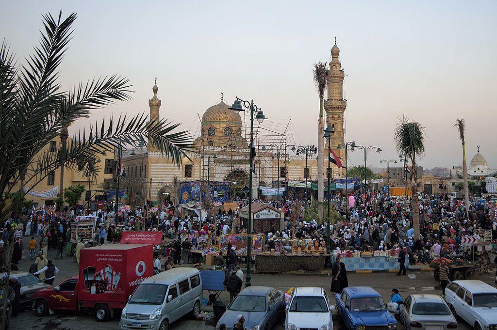 مسجد_السيدة_نفيسة_بالقاهرة