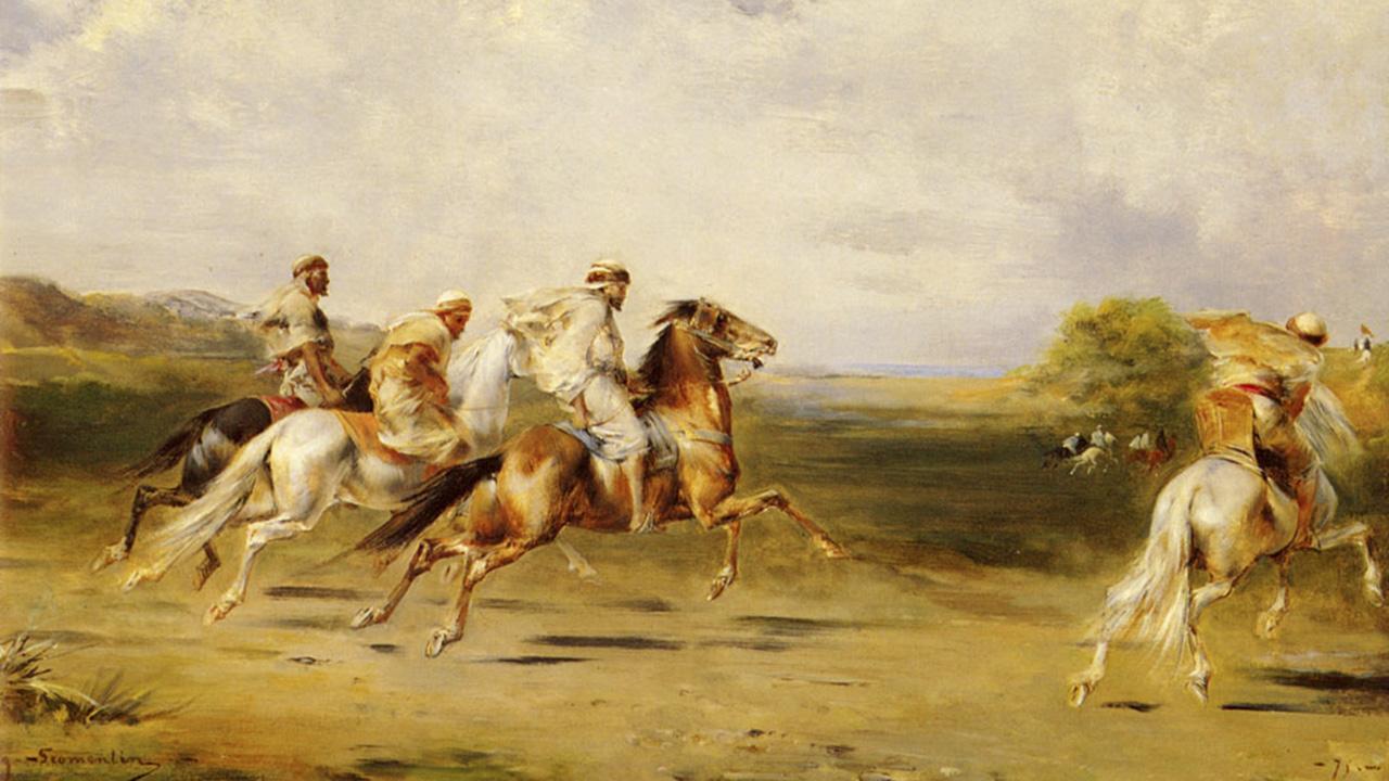 فارس-عربي