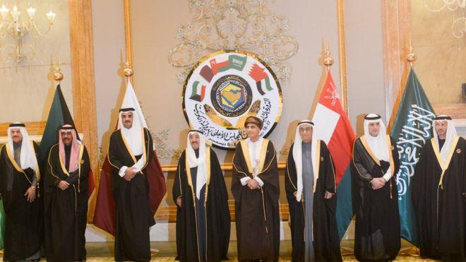 قمة مجلس التعاون الخليجي