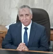 الدكتور محمد سليمان رئيس مركز البحوث الزراعية