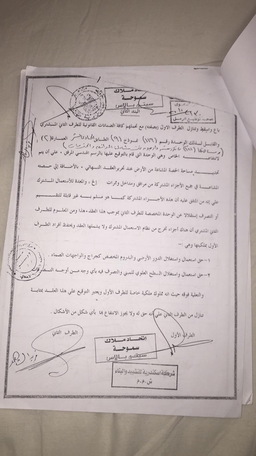 أزمة مشروع سيتي بالاس بالإسكندرية (75)
