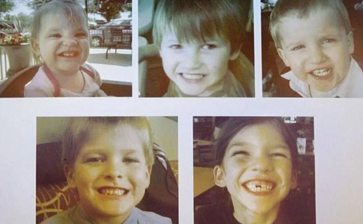 صور للأطفال الخمسة