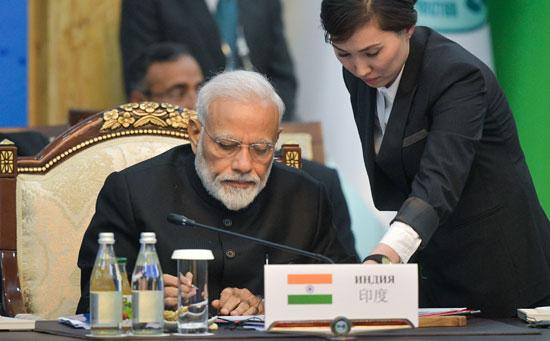 رئيس وزراء الهند ناريندا مودى