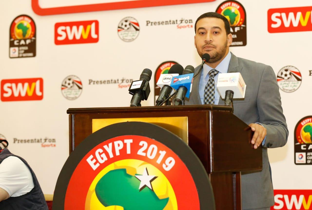سويفل المواصلة الرسمية لمبارايات كأس الأمم الإفريقية (3)