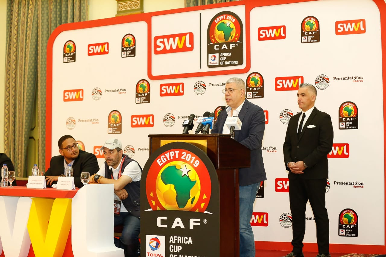 سويفل المواصلة الرسمية لمبارايات كأس الأمم الإفريقية (6)