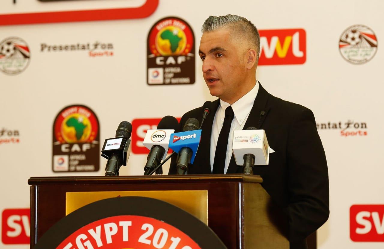 سويفل المواصلة الرسمية لمبارايات كأس الأمم الإفريقية (1)