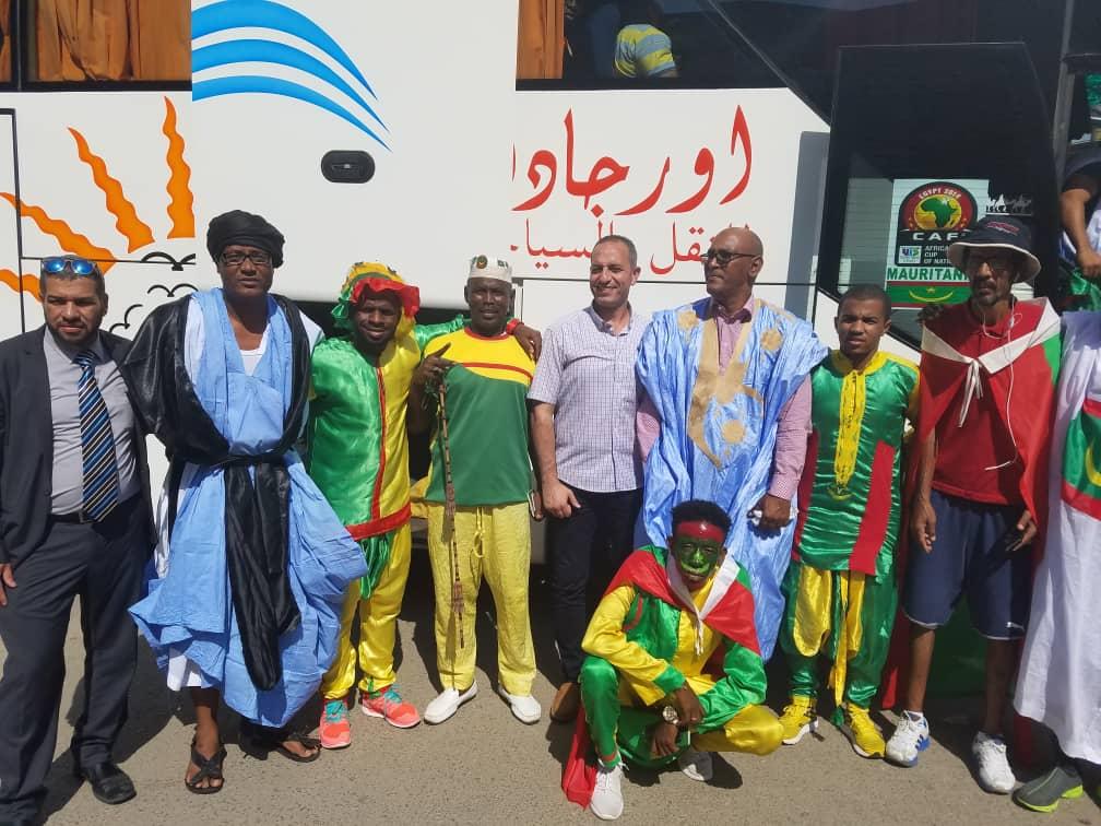 جمهور موريتانـيا