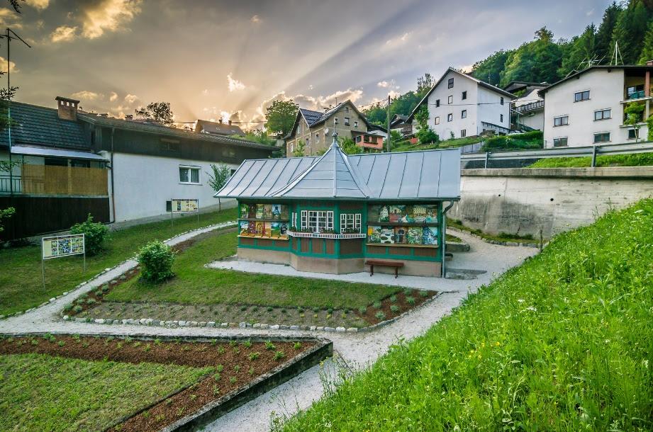 العلاج بالنحل في سلوفينيا