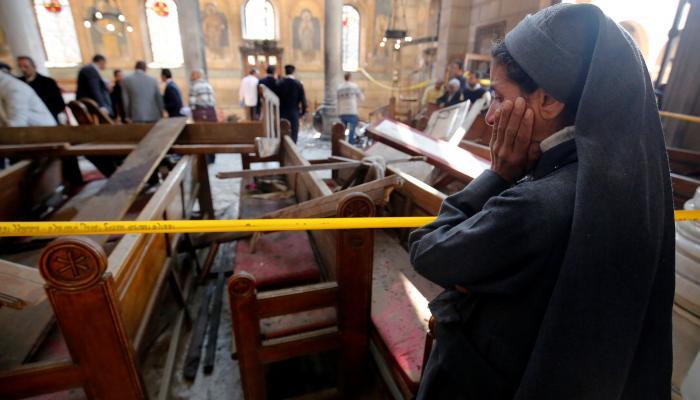 حادث كنيسة البطرسيه