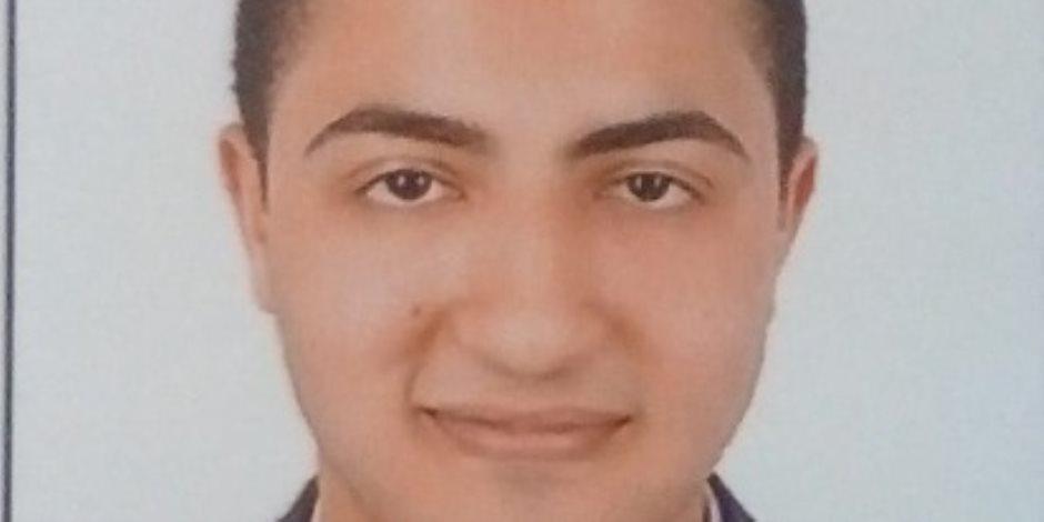 الشاب محمد حاتم