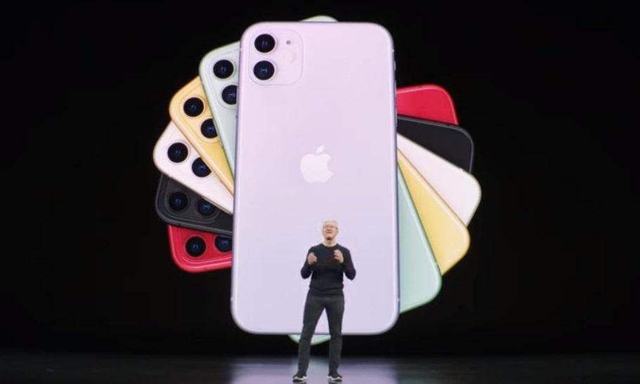 ألوان آيفون 11 الجديد