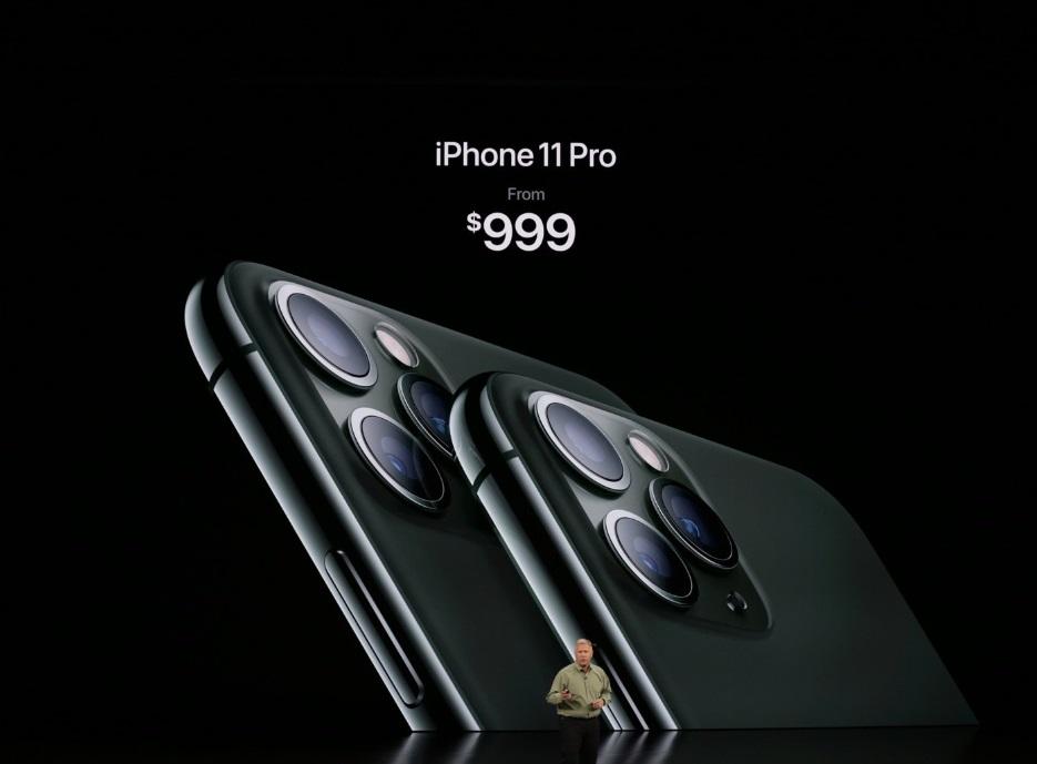 سعر هاتف iPhone 11 Pro