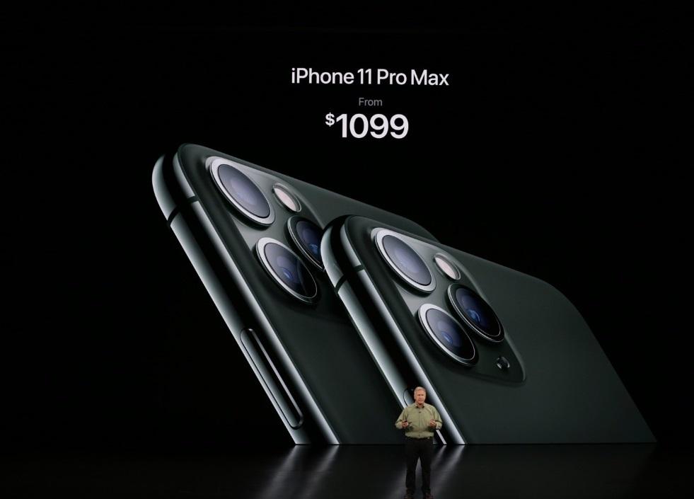 سعر هاتف iPhone 11 Pro Max
