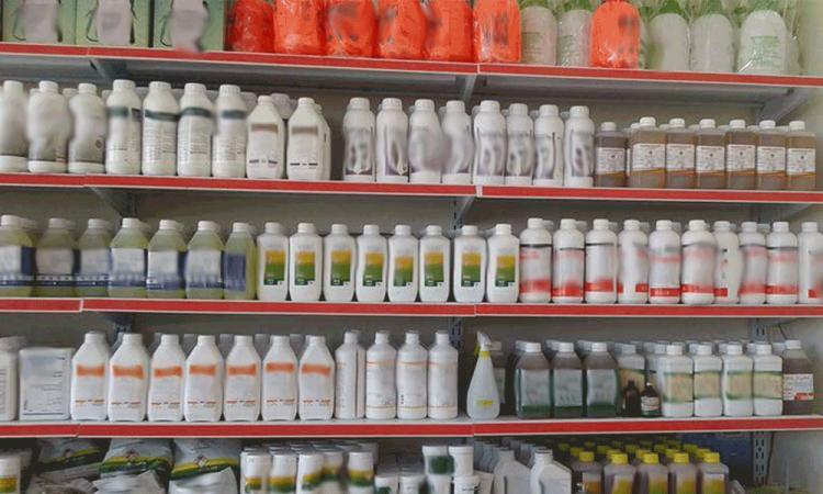 أدوية ولقاحات وأمصال بيطرية