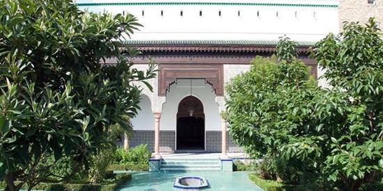 مسجد فرنسا الكبير (2)
