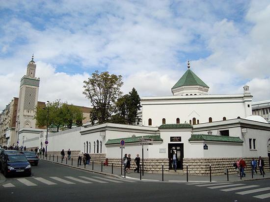 مسجد فرنسا الكبير (5)