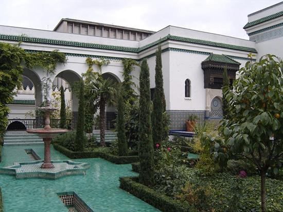 مسجد فرنسا الكبير (6)