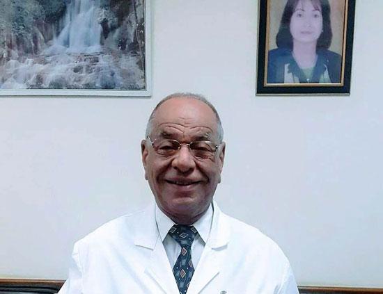 الدكتور مختار الظواهري