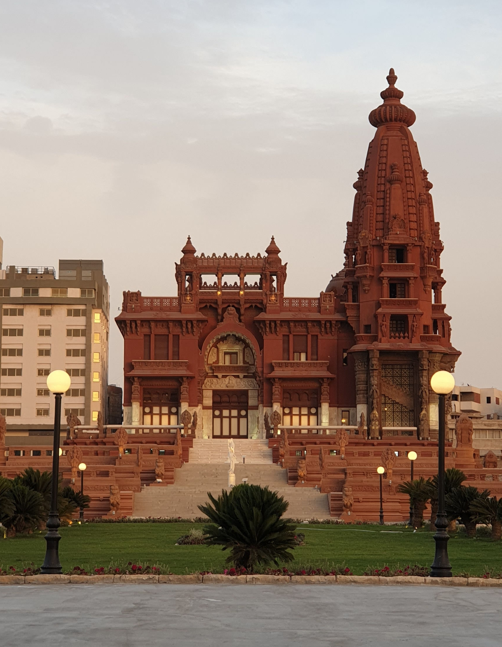 The_exterior_of_the_Baron_Empain_palace