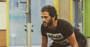 مروان محسن لاعب النادي الاهلي