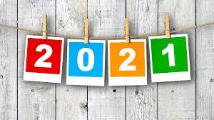 اجازات 2021