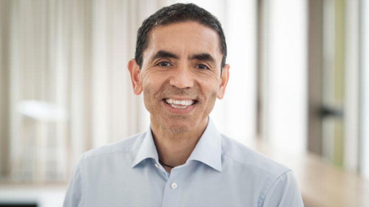 أوغور شاهين مؤسس شركة بيونتيك