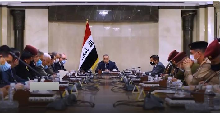 اجتماع رئيس وزراء العراق