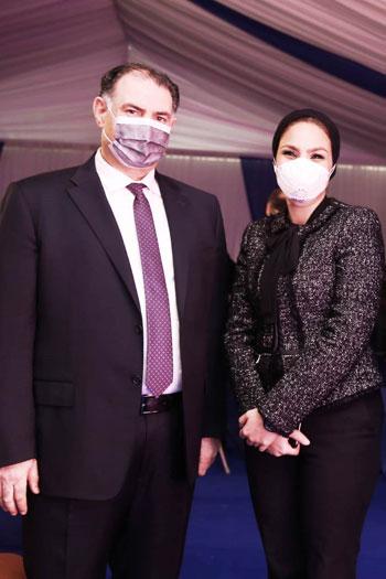 الإعلامى-محمد-فودة-ود.-ياسمين-الكاشف