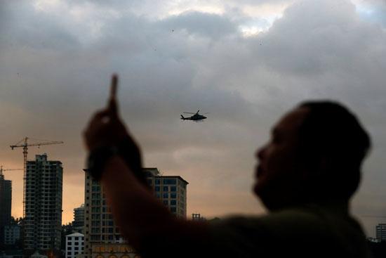 طائرة رئيس وزراء كمبوديا