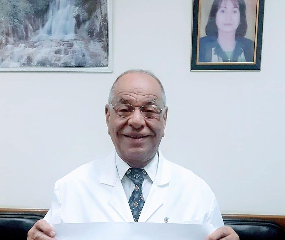 الدكتور مختار الظواهري نائب رئيس جامعة مصر