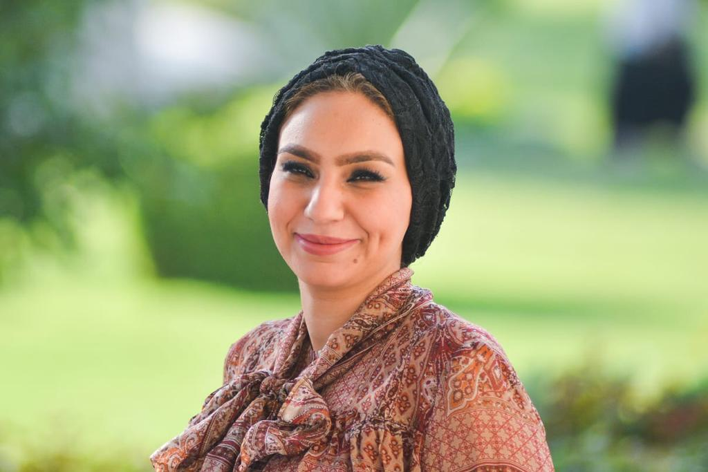 الدكتورة ياسمين الكاشف أمين عام مجلس أمناء جامعة مصر