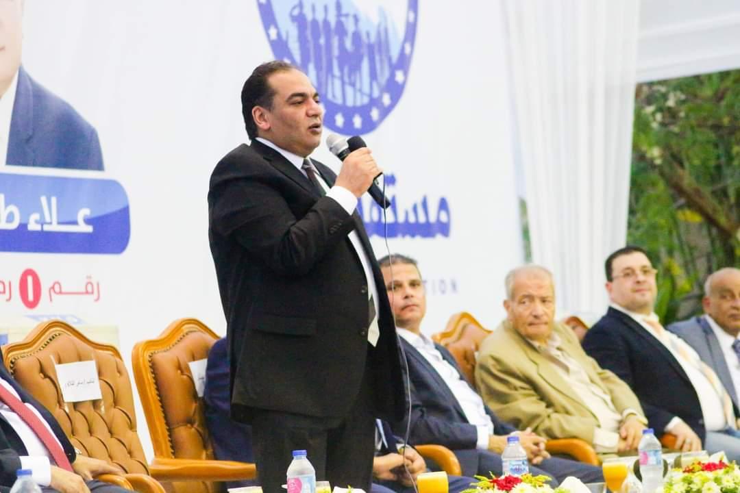 حشد بمنزل النائب أحمد الخشن (5)
