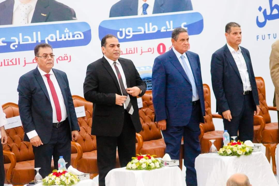 حشد بمنزل النائب أحمد الخشن (4)