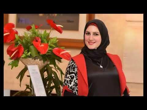سارة الزوجة الاولي لمعز مسعود