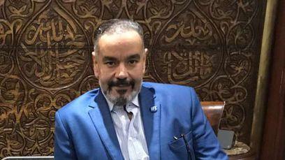 الدكتور اياد حرفوش عضو الاتحاد العام لمنتجى الدواجن