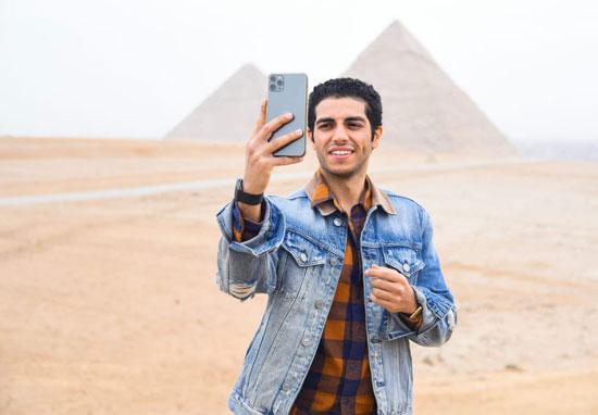 العالمي مينا مسعود