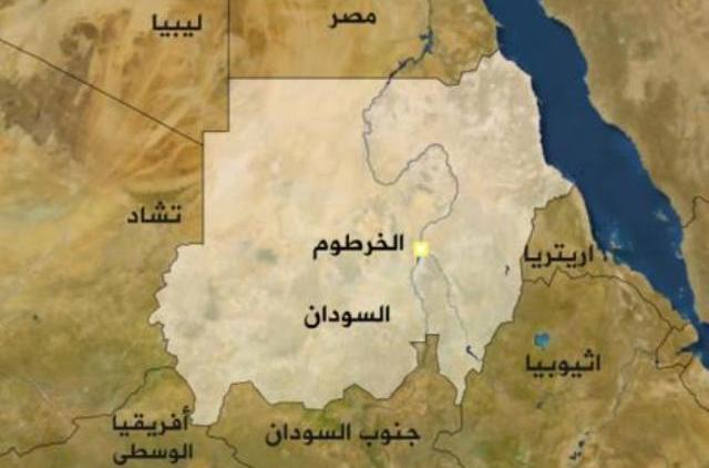 الحدود بين السودان وأثيوبيا