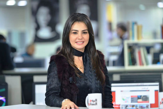 الفنانة دينا فؤاد (3)