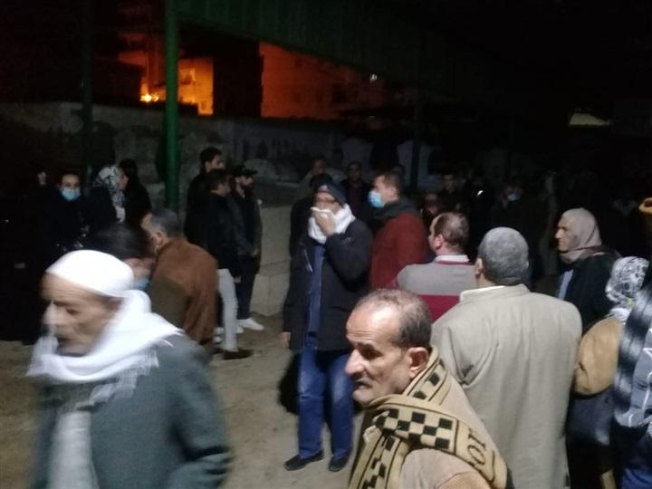 جنازة ياسين عجلان