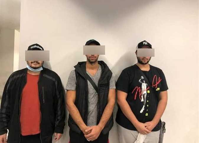 المتهمين في قضية الفيرمونت