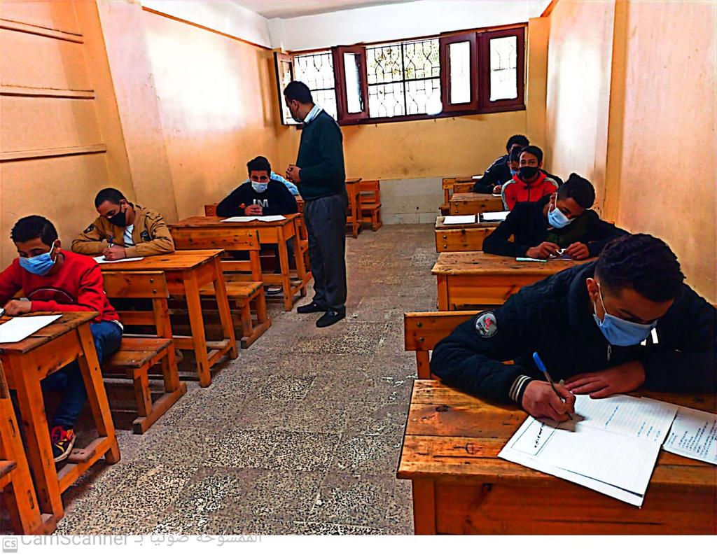 امتحانات المعاهد الأزهرية (2)