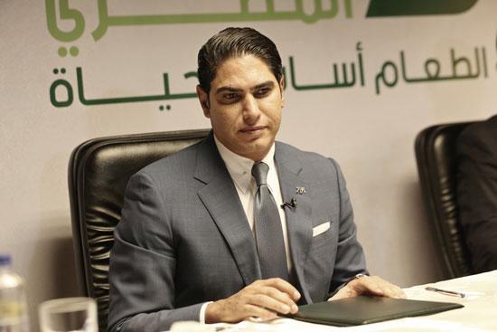 مؤسسة أبو هشيمة الخير وبنك الطعام يوقعان برتوكولا لمساعدة مليون مصرى (11)