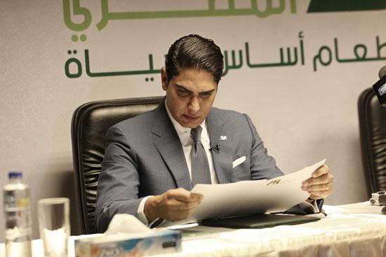 مؤسسة أبو هشيمة الخير وبنك الطعام يوقعان برتوكولا لمساعدة مليون مصرى (14)