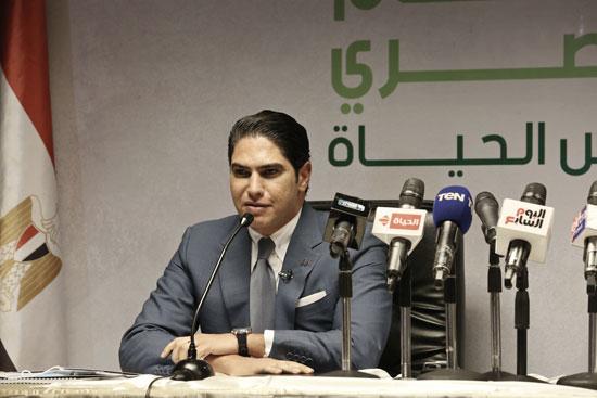 مؤسسة أبو هشيمة الخير وبنك الطعام يوقعان برتوكولا لمساعدة مليون مصرى (4)